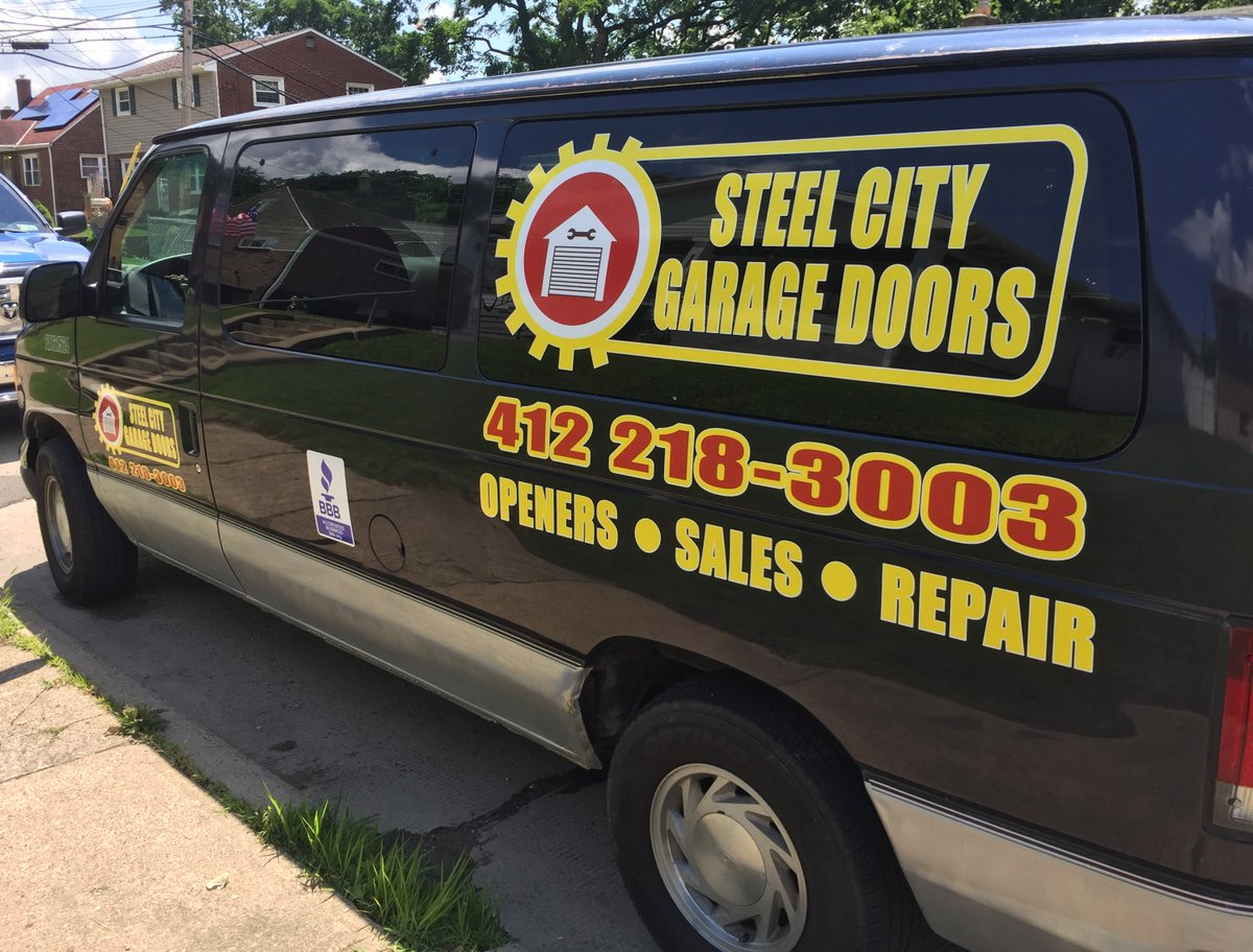 Steelcitygaragedoors garagepgh twitter steel city garage doors 247 garage door repair installation and service in pittsburgh papicitterzu8sli7pml rubansaba