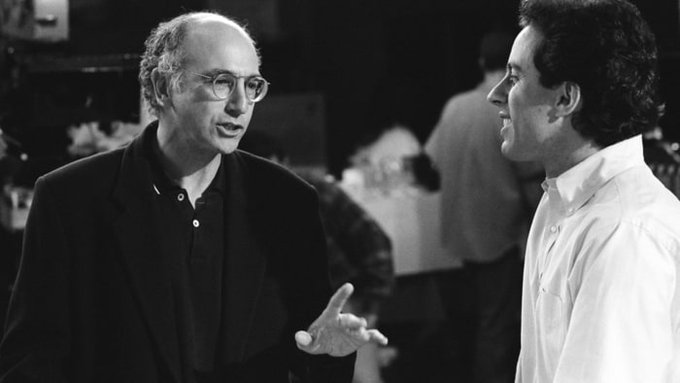 Happy Birthday to Name your favorite show produced by Larry David!