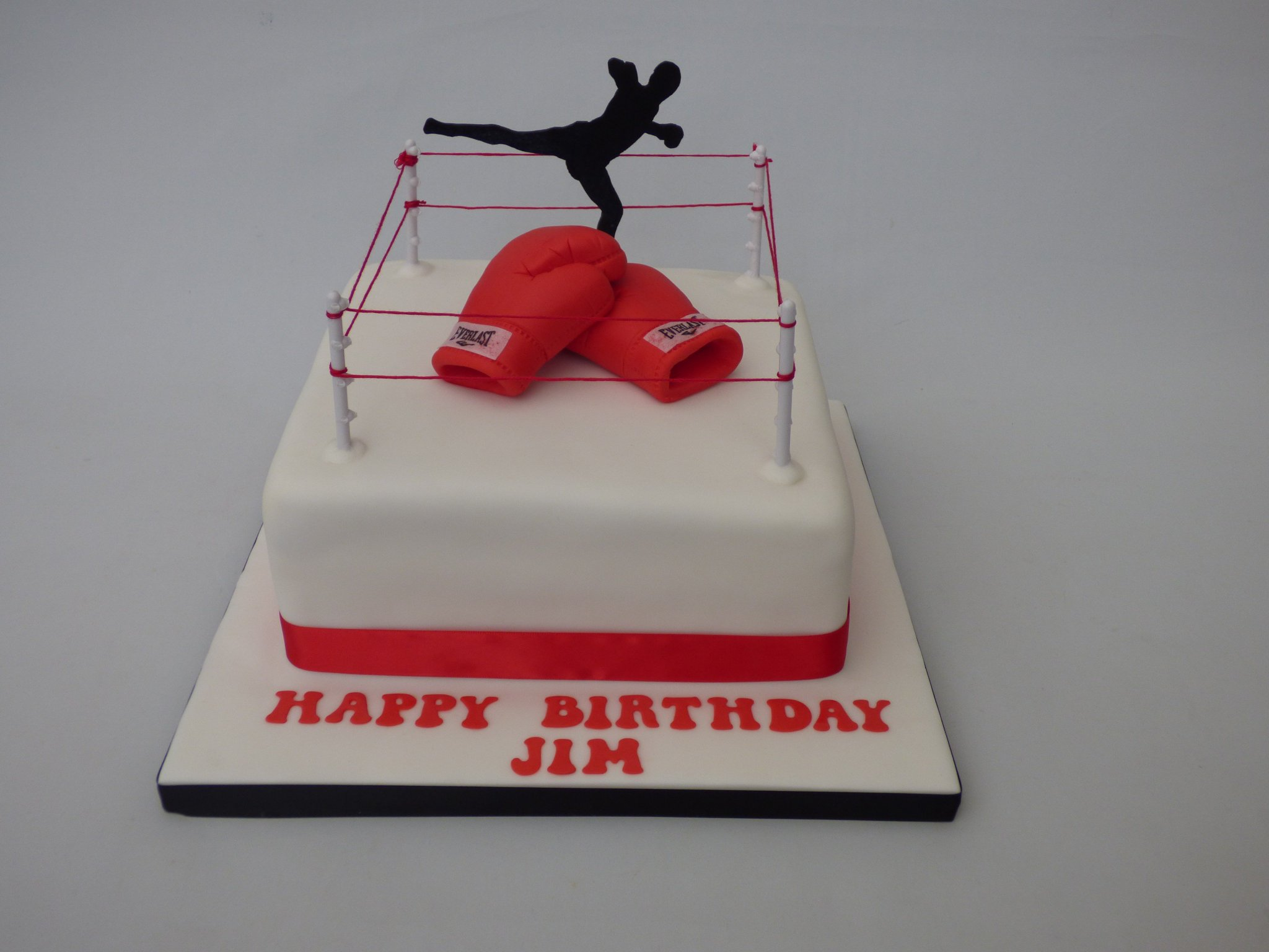 Mia Taggart On Twitter A Birthday Cake For A Kick Boxer