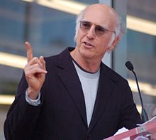 Happy birthday to Larry David, UMD Class of 1970 and Alumni Hall of Fame member!
