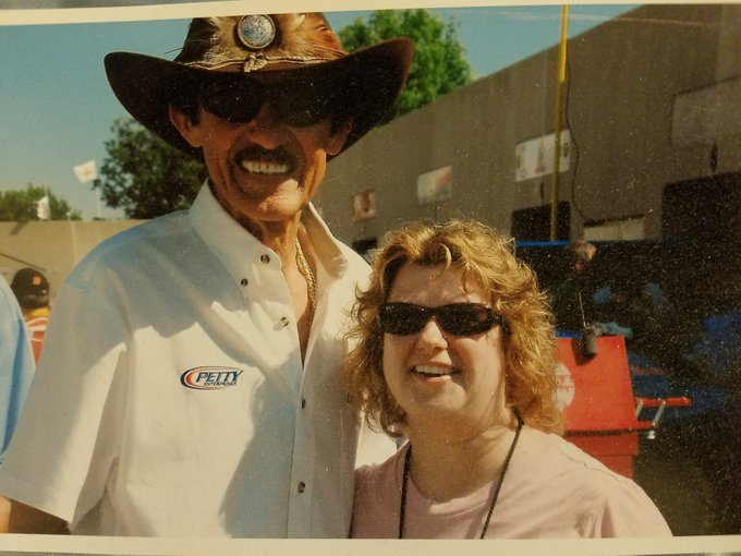 Happy 80th Birthday Richard Petty The greatest hero a girl could have for over 30 years!!