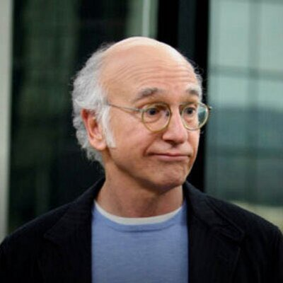 Happy birthday to the love of my life and the funniest man on the planet...Larry David.