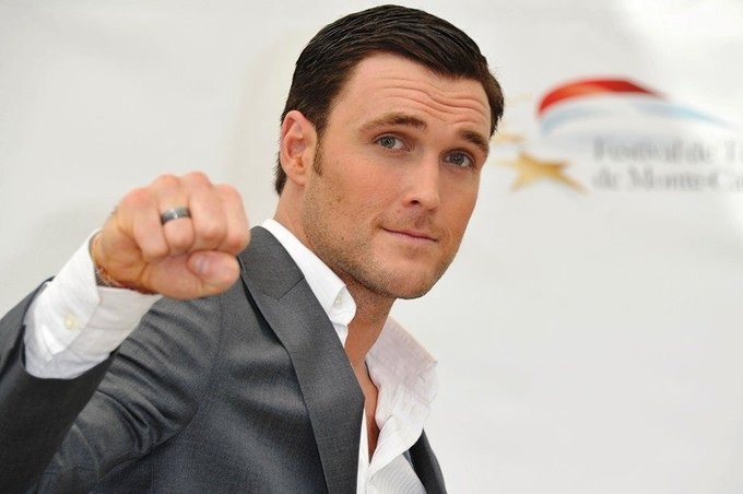 Happy Birthday to Owain Yeoman, Red Hair and Silver Tape.