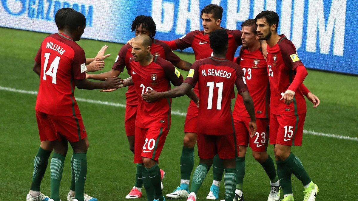 Video: Bồ Đào Nha vs Mexico