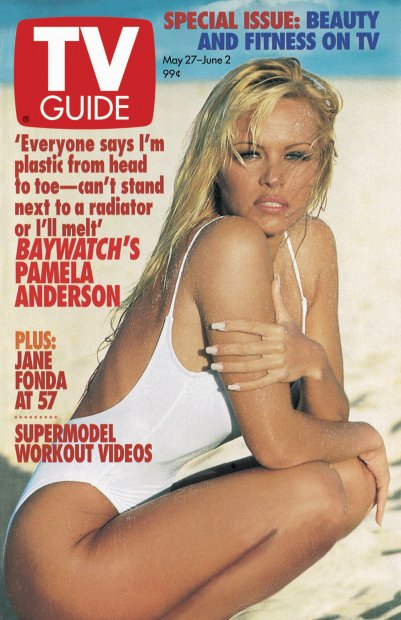 7/1 Happy Birthday to: Pamela Anderson, Jamie Farr, Terrence Mann, Hilary Burton