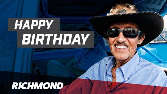 Happy Birthday to the KING Richard Petty!