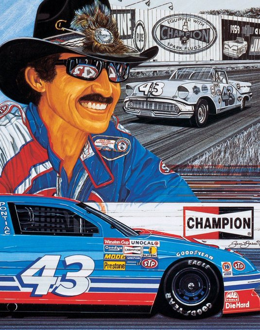 Happy 80th Birthday to The King, Richard Petty!!! We are all so privileged to know you!!