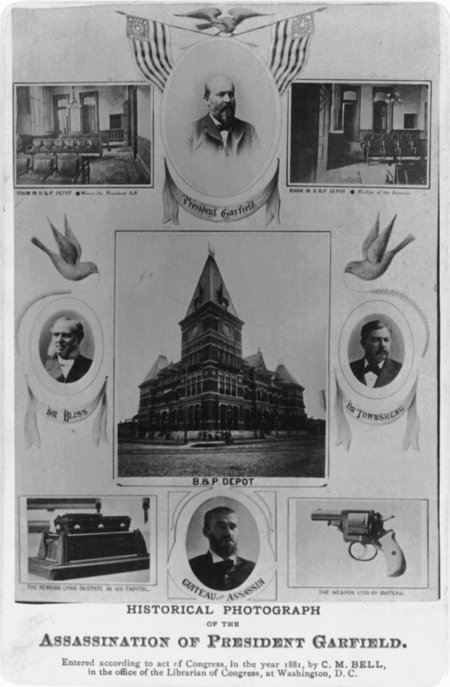 Today in History: James A. Garfield - presidential learning with #primarysources! https://t.co/OyGw5wwP69 #tlchat #sschat #edchat #civics https://t.co/Vh2P0fZgLV
