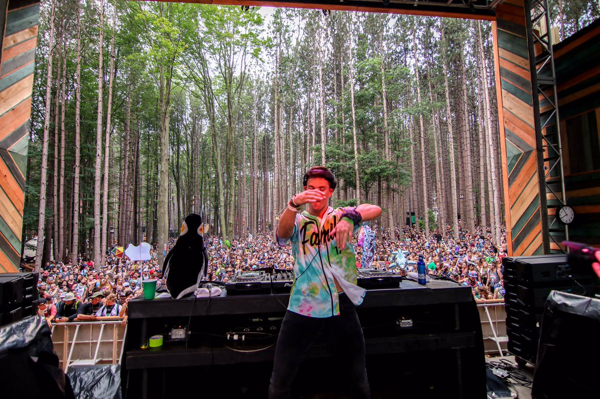 75 RT and I'll upload my Forest set