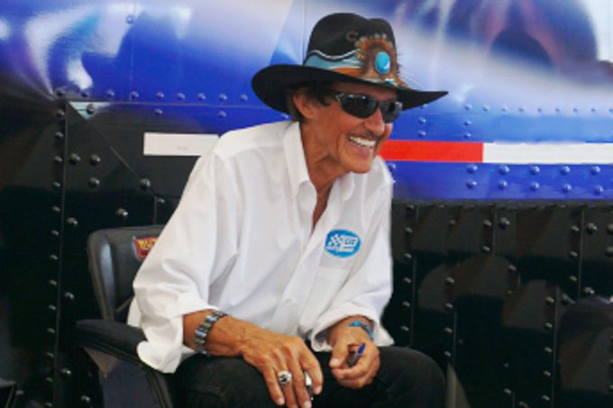 Happy Birthday to the King, Richard Petty is 80 years young today!