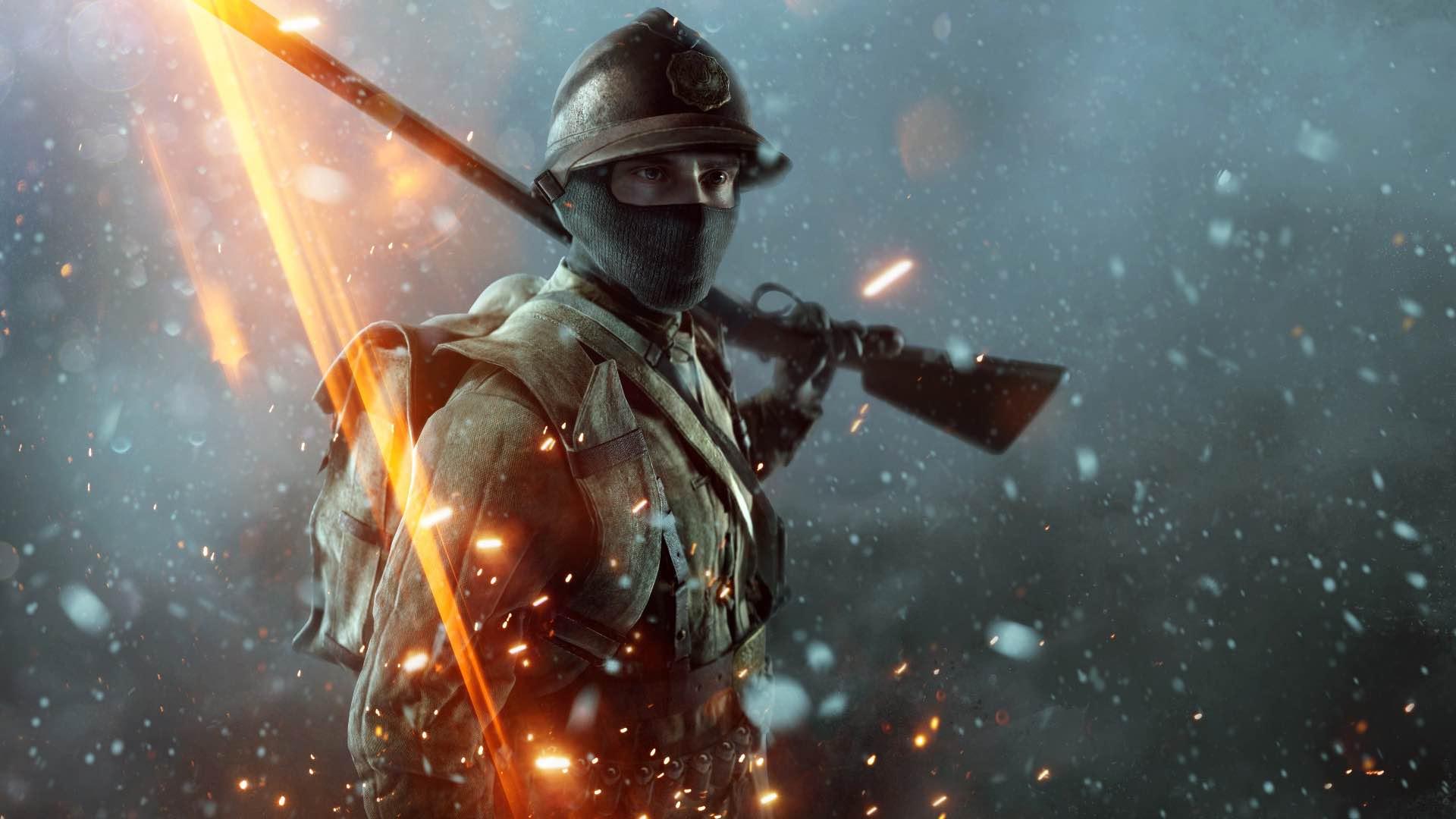 Battlefield Bulletin A Twitter Ea Has Revealed A Little Piece Of