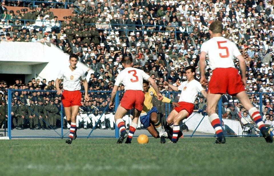 "OldFootballPhotos on Twitter: ""#WC1962 #Brazil v #Czechoslovakia ..."