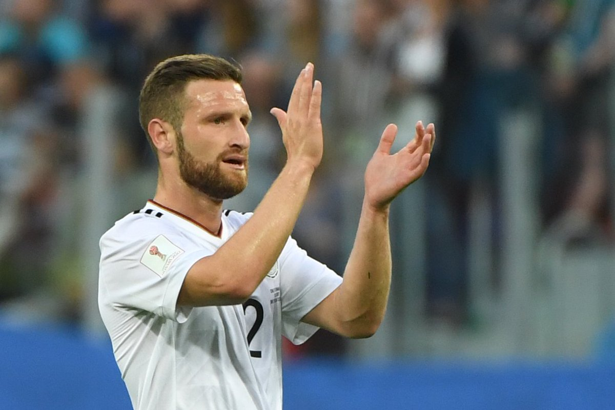 Congratulations to @MustafiOfficial and @DFB_Team - 2017 Confederations Cup champions 🏆