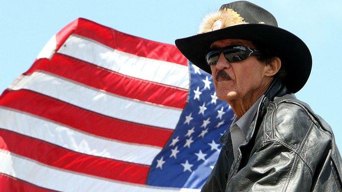 Happy birthday Richard Petty. 80 years young. July 2nd