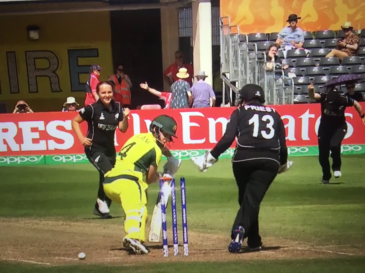The 'Nat-meg': Natalie Sciver's inventive shot against the yorker