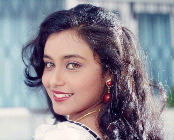 """Rani Mukerji Fans on Twitter: """"Rare picture of young Rani Mukerji.… """""""