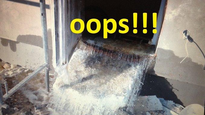 Plumbing Fails