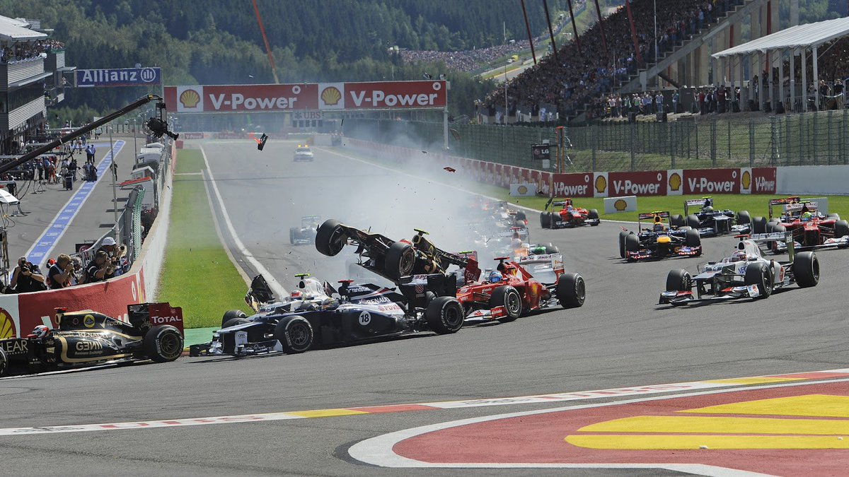 Formula 1 Gp Belgio 2017: orario e dove vederlo in streaming e diretta tv