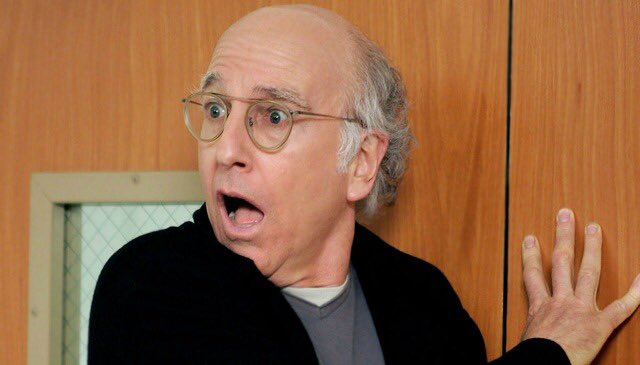 Happy 70th to Larry David