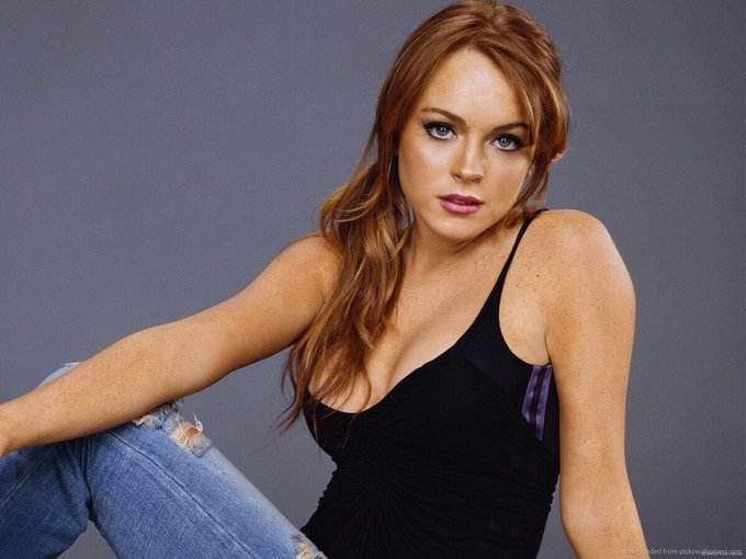 Happy 31st to Lindsay Lohan - July 2, 1986