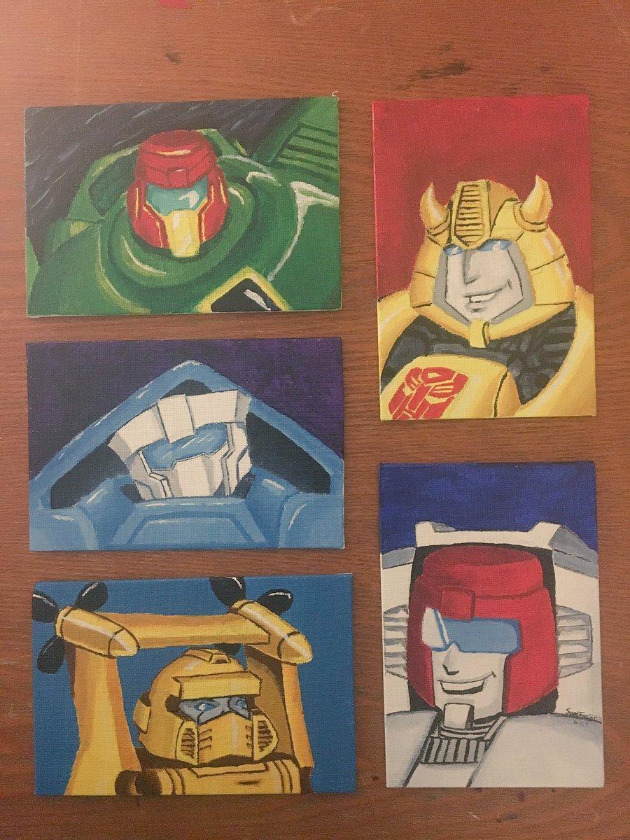 minibot series