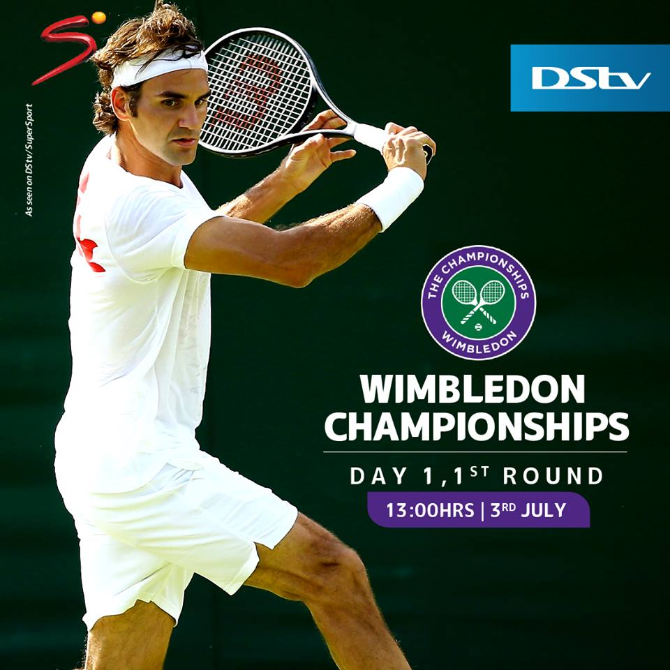 "Talkative Rocker on Twitter "" Wimbledon is upon us Roger Federer"
