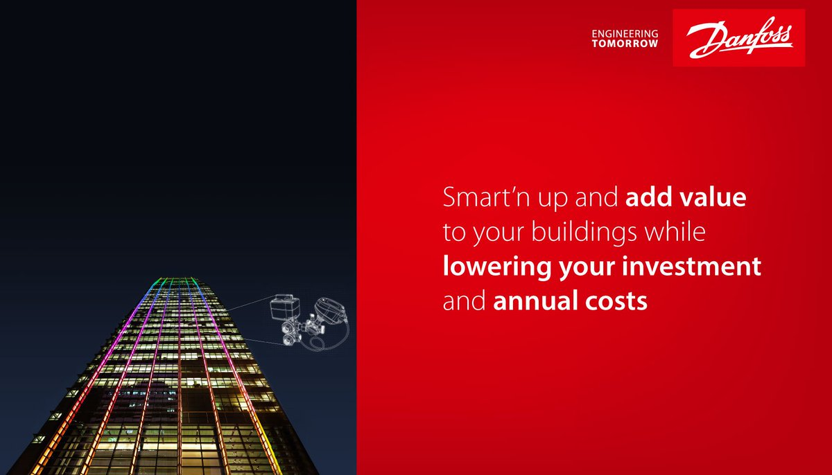Discover 6 good reasons why Danfoss NovoCon® digital actuator is the best solution for you! https://t.co/WmEb2Nvbzr https://t.co/G0lC4Y5zKC