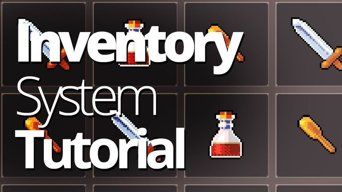 Inventory System in Unity Tutorial (Part 1)