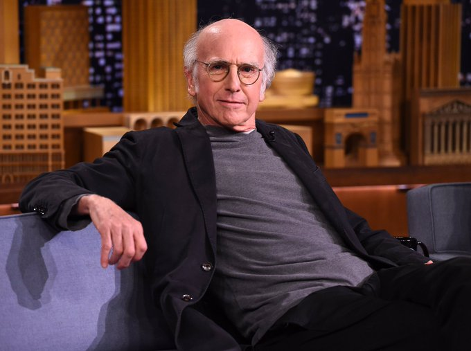 """Just tell the truth about how you\re feeling, it becomes funny.\""  Larry David....HAPPY 70th BIRTHDAY funny man!"