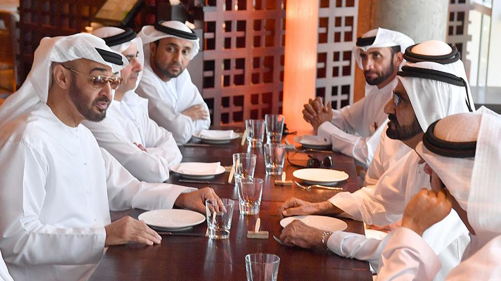 Dubai Ruler and Sheikh Mohammed bin Zayed meet in Abu Dhabi https://t.co/wOXWAZZuH0
