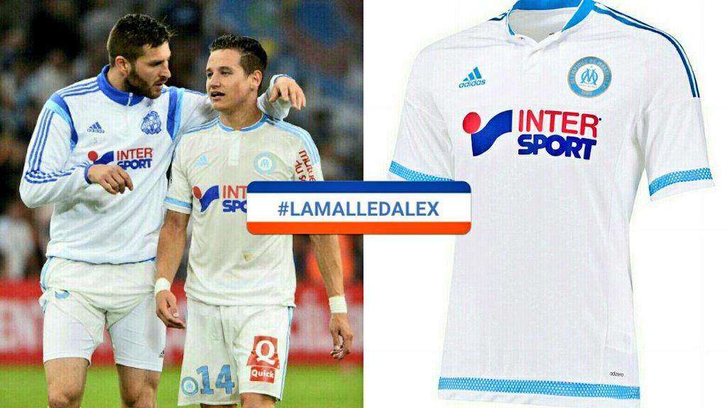 ➡ RT + FOLLOW ⬅ 🚨 #LAMALLEDALEX 🚨 Les amis, à gagner, ce maillot #OM 2015-2016 👍 Gagnant demain mardi 9h00 😉