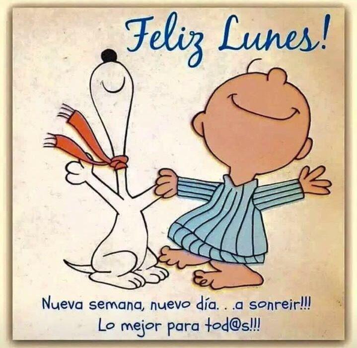 Nocturnarcom On Twitter Feliz Lunes Y Buenos Días Todas