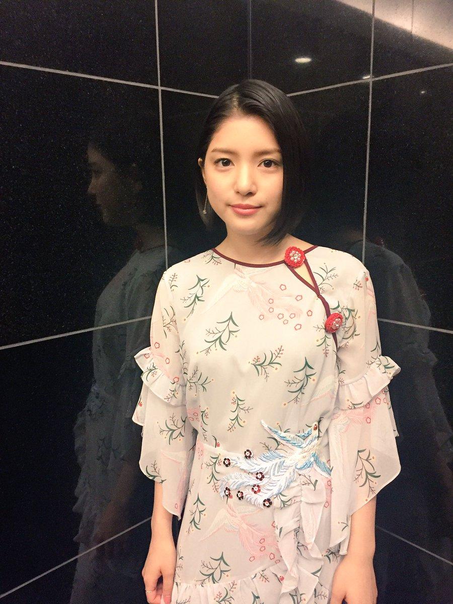 ファッションモデルの川島海荷さん