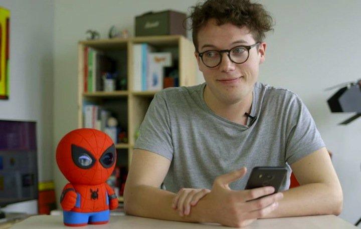 スマートスピーカー市場にスフィロ社「スパイダーマン」が参入 (大谷和利) https://t.co/G2sIHBAGWu #スマートスピーカー #スパイダーマン