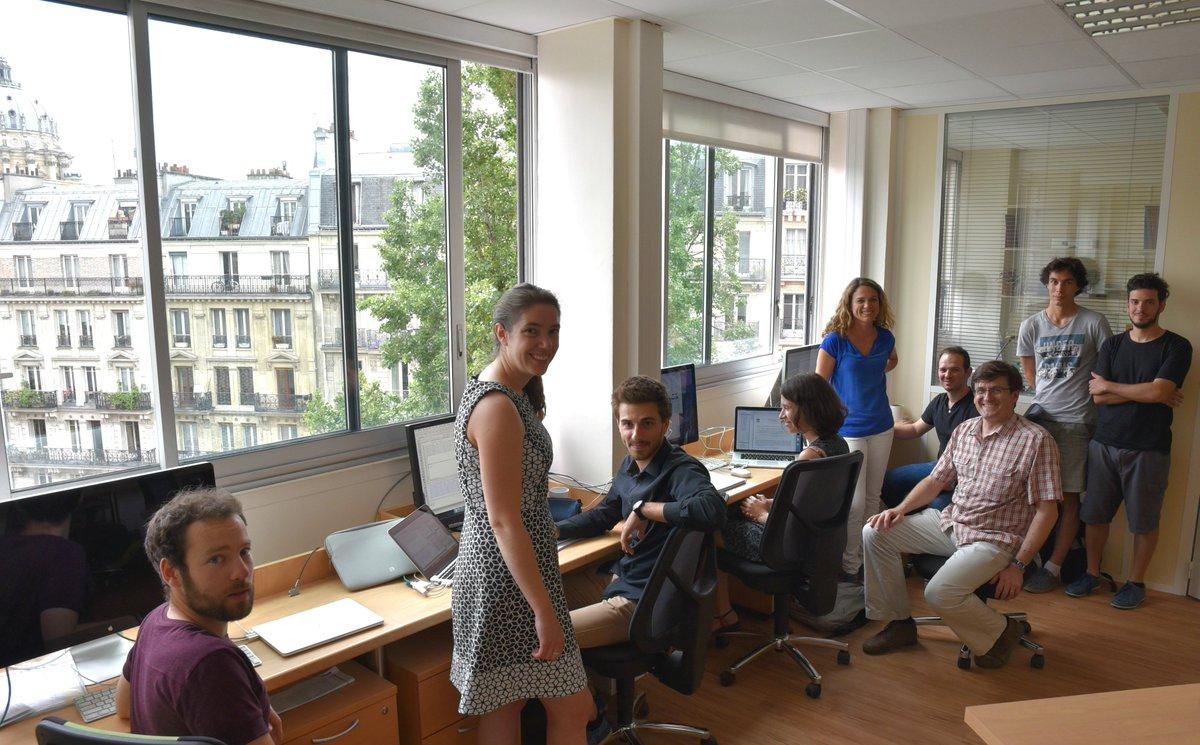 Modélisation de la Biodiversité, une équipe de lIBENS à lhonneur ens.fr/actualites/une… @HMorlon @Biologie_ENS @nature
