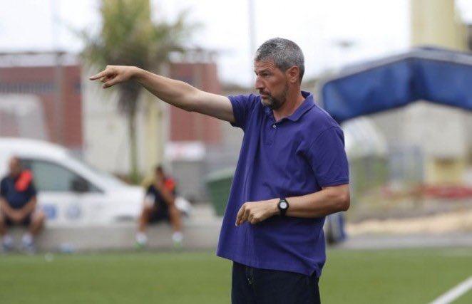 Лас-Пальмас объявил имя нового главного тренера