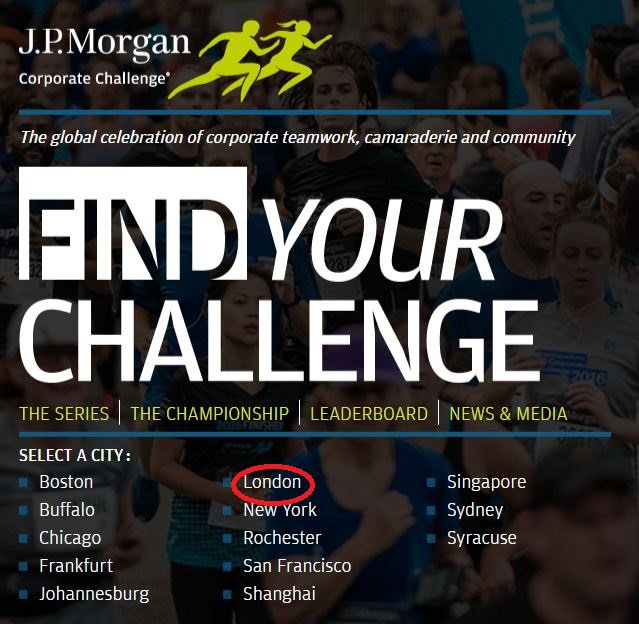 We will be taking part in the J.P. Morgan Corporate Challenge this Wednesday. Organised by one of our investee companies @limelightsports 🏅 https://t.co/sgf9vwSmw3