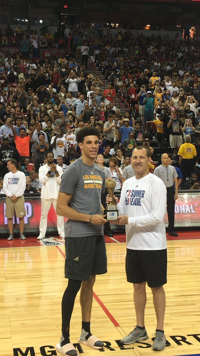 Your 2017 #NBASummer MVP @ZO2_!