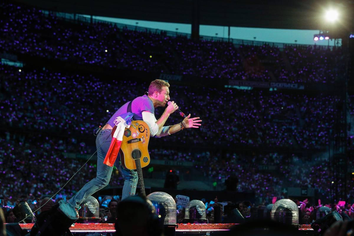 Coldplay anuncia show extra em São Paulo https://t.co/fpiCf708fj