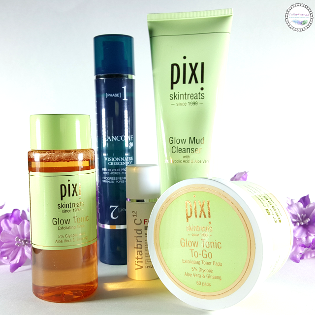 #Ontheblog I&#39;m sharing 4 skincare products for brighter, radiant #Summer skin! Feat. @PIXIBeauty @LancomeUSA + more   http://www. colorsutraa.com/2017/07/4-skin care-products-for-brighter-more.html &nbsp; … <br>http://pic.twitter.com/T3uaMoQNuW