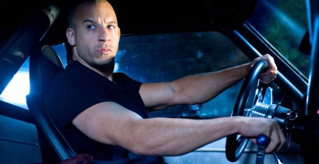 [MOMENT] Happy Birthday Dominic Toretto aka Vin Diesel