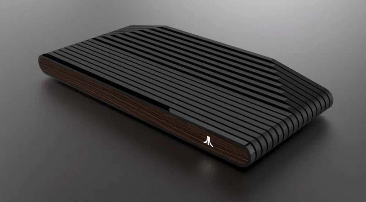 Here's what Atari's upcoming Ataribox console will look like https://t.co/OlvGVtufw1