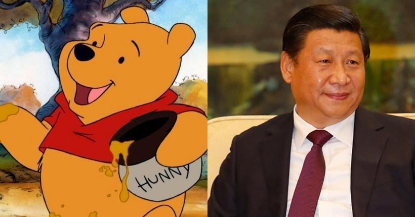 Chine : Winnie l'Ourson censuré en raison de sa ressemblance… avec le président Xi Jinping https://t.co/IHm7F0cjqh