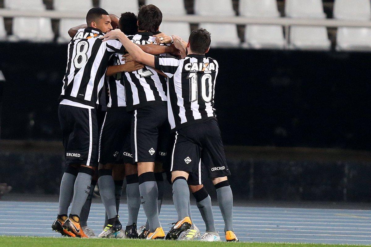 FIM DE JOGO! Fogão vence o Sport por 2 a 1 no Nilton Santos! Gols de Lindoso e Guilherme! #VamosFOGO 🔥