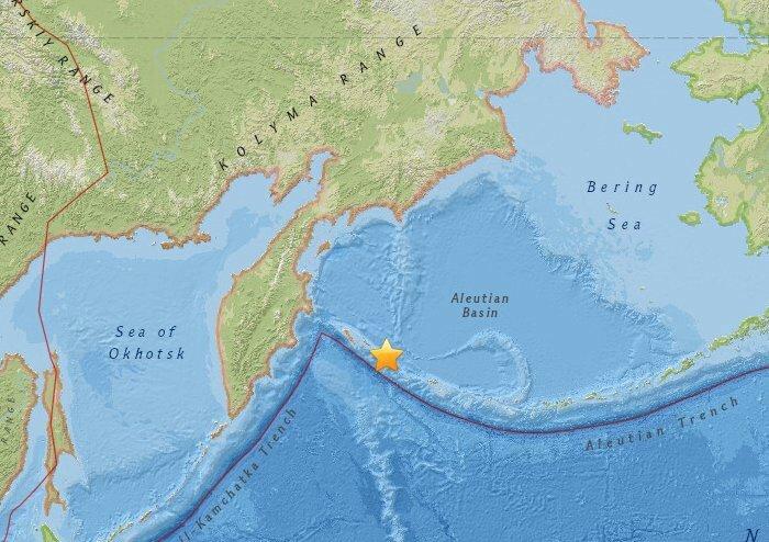 |#17Jul Terremoto 7.7 en Rusia. Alerta de Tsunami para: Guam, Hawaii, Japón, Isla Marshall, Norte de las Isla Marianas - @AndrewsAbreu