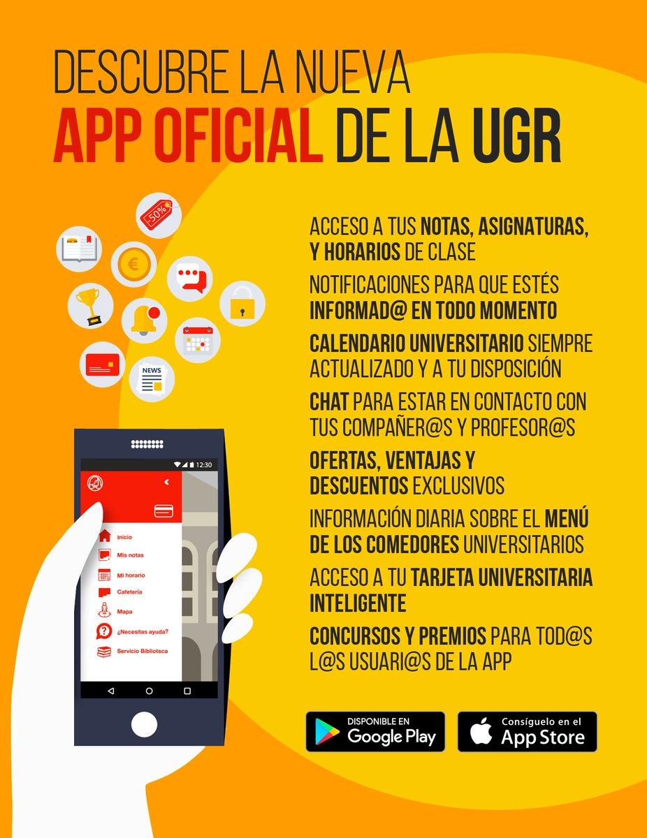 Universidad Granada on Twitter: \