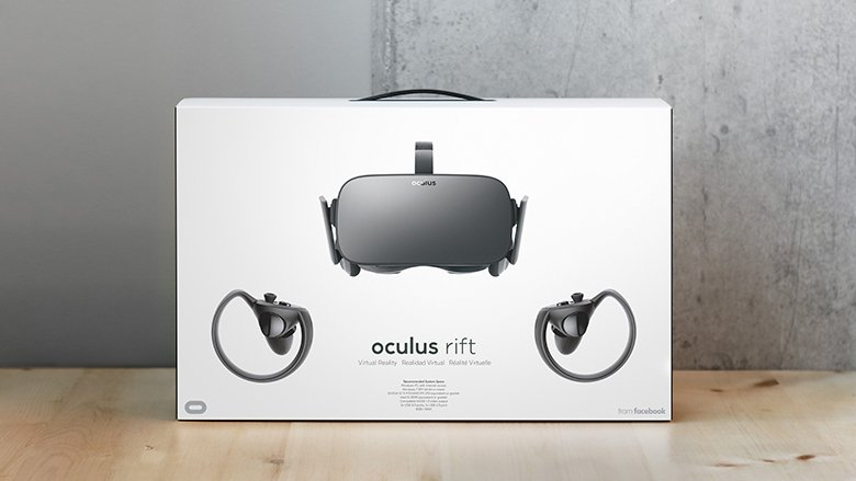 Oculus Rift and Touch controller bundle gets second permanent price cut since December