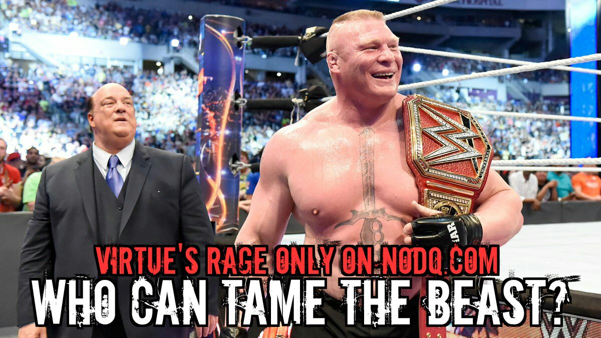 Who Should Dethrone Brock Lesnar?
