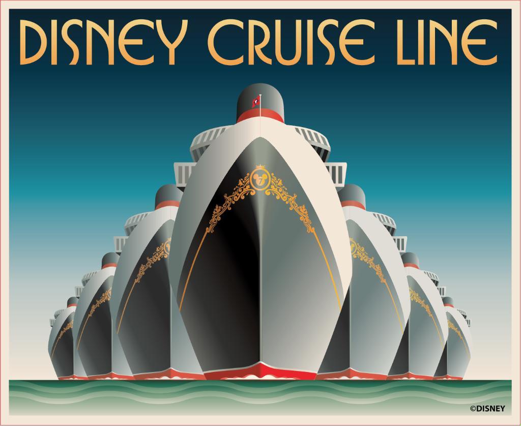 Disney Cruise Line (@DisneyCruise)