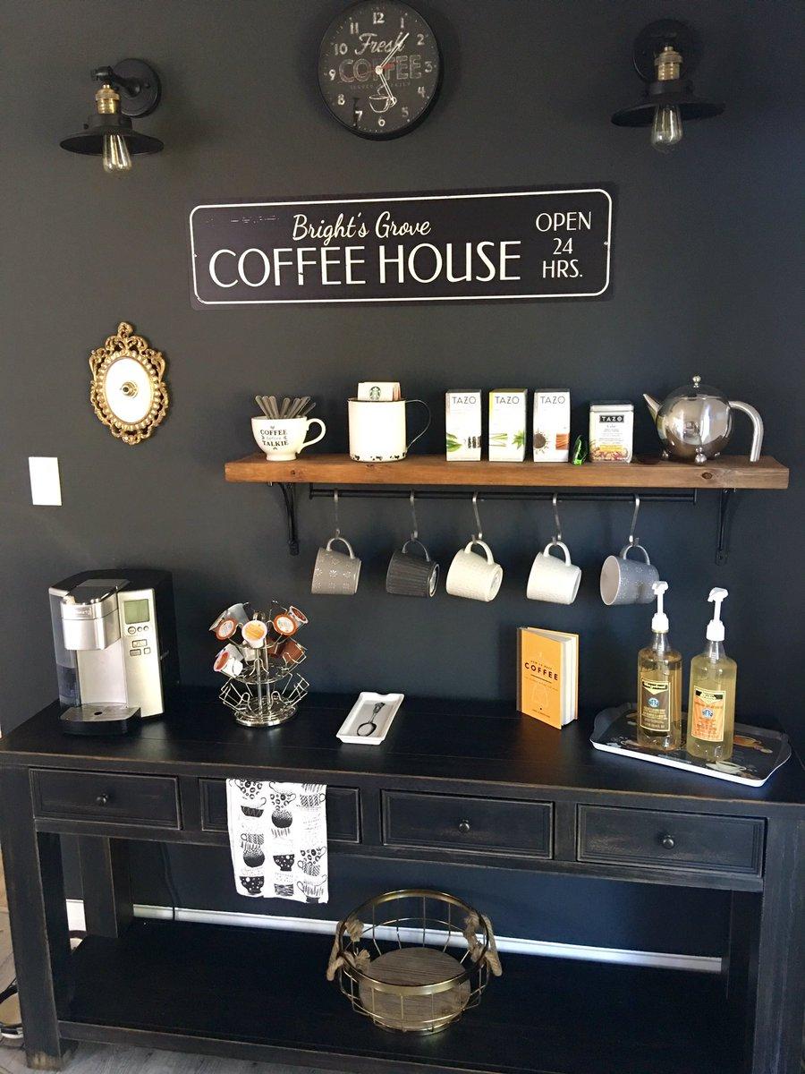 My Cottage Diy Coffee Tea